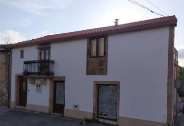 La Casa Daponte - Rias (Camariñas), A Coruña