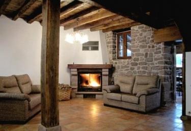 Casa Rural Bergatxenea - Errazu/erratzu, Navarra