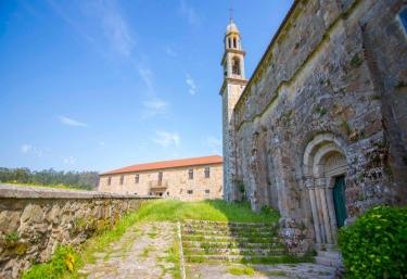 Hostel Monasterio de Moraime - Moraime (San Xulian), A Coruña