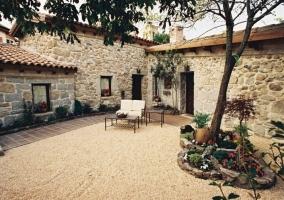 Casa San Isidro - El Patio de Valentina