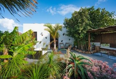 Finca Botánico- Apartamento Jardín - Guatiza, Lanzarote