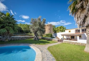 Casa La Torre - Santa Eularia Des Riu, Ibiza