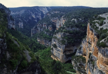 Natural Park of the Sierra and the Caà ± ones de Guara