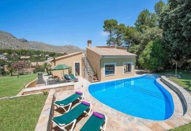 Villa Alexandría - Cala Sant Vicenç (Pollença), Mallorca