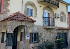 Casa-Apartamento Rural Fragaria