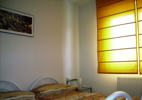 Habitacion con litera