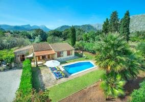Villa Almendra Boi