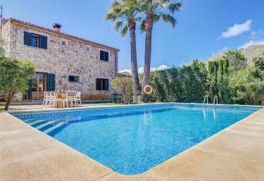 Villa Joan - Cala Sant Vicenç (Pollença), Mallorca