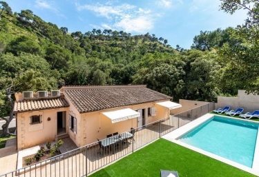 Villa Amigos - Cala Sant Vicenç (Pollença), Mallorca
