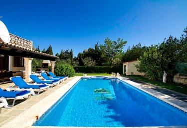 Villa Barraca - Port De Pollença, Mallorca