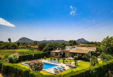 Villa Bosque - Pollença, Mallorca