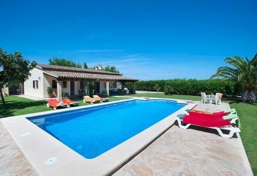Villa Burgués - Alcudia, Mallorca