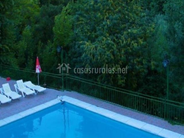 Hostal venta ticiano en yeste albacete - Hamacas de piscina ...