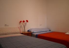 Habitación adaptada