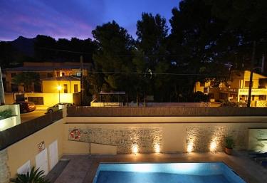 Villa Medina - Cala Sant Vicenç (Pollença), Mallorca