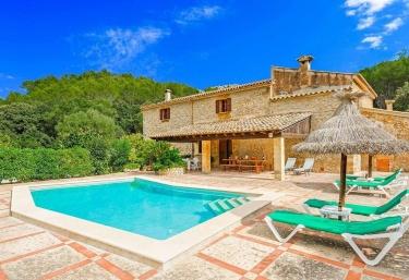 Villa Oliva (Vich) - Cala Sant Vicenç (Pollença), Mallorca