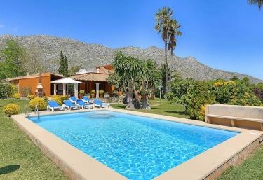 Villa Papito - Cala Sant Vicenç (Pollença), Mallorca