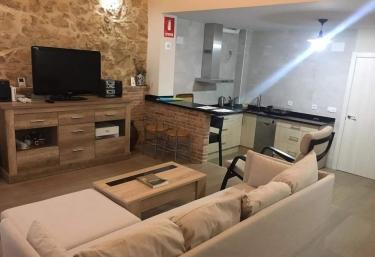 Apartamento Turístico Los Abuelos - Aldeanueva De La Vera, Cáceres