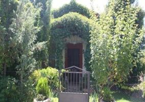Exterior de la casa