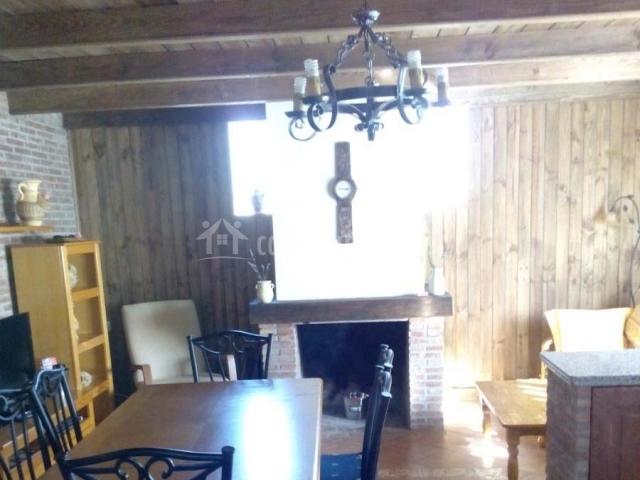 Un rinc n salmantino casas rurales en navasfrias salamanca - Casa rural madera y sal ...