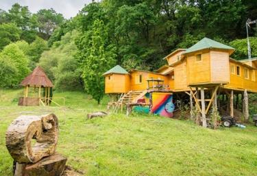 Cabañas Rurales El Hayal - Aloños, Cantabria