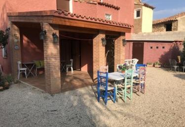 Casa Rural Los Diegos - Mas De Navarrete, Teruel