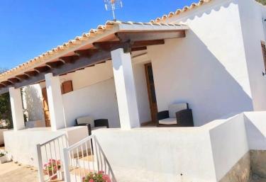 Casa Rural Es Cap de Barbaria - Sant Francesc De Formentera, Formentera
