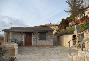 Casa Mila - Jarque De La Val, Teruel
