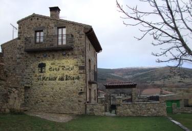El Mirador del Bosque - La Poveda De Soria, Soria