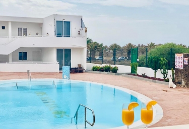 Cozy apartment with pool in Lanzarote - Costa Teguise, Lanzarote