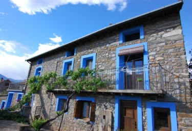 El Fenal de Turmo - Laspuña, Huesca