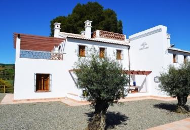 Cortijo Rosas Cantares- Casa Grande - Pizarra, Málaga