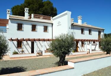 Cortijo Rosas Cantares- Casa del Pino - Pizarra, Málaga