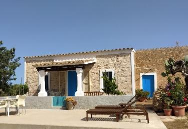 Can Mateu - Sant Francesc De Formentera, Formentera