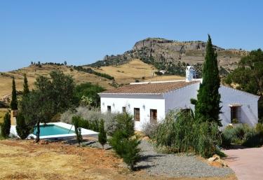 Cortijo Rosas Cantares- Casa Siri - Pizarra, Málaga
