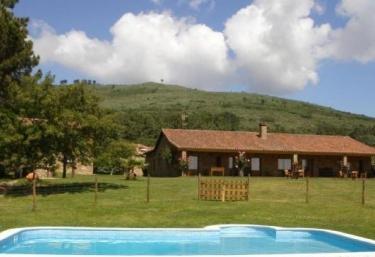 Casa Los Robles - Acebo, Cáceres