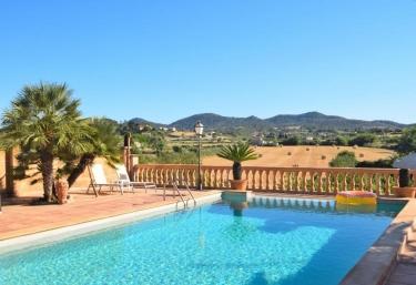 Sa Font Nova Manacor Villa 095 - Manacor, Mallorca