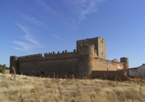 Castillo de Santiago de la Torre de San Clemente
