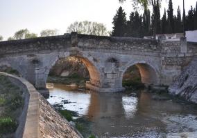 Puente medieval de San Clemente