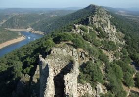 Monfragüe desde el Castillo