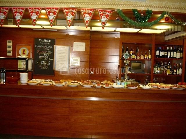 Bar del comedor