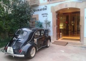 Hotel Vado del Duraton - Sepúlveda, Segovia