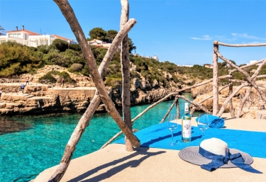 Menorca - Apto G - Cala Blanes, Menorca