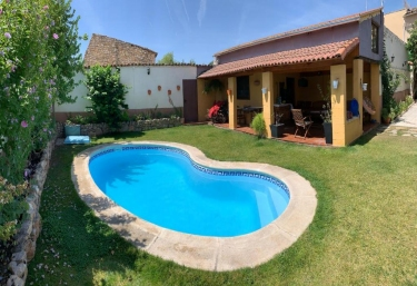 Casa Caete - Torquemada, Palencia