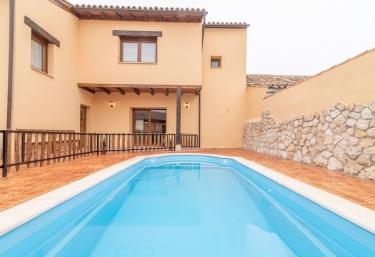 Casa de la Ribera - Quintana Del Puente, Palencia