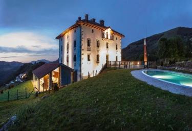 Palacio de Yrisarri - Yanci/igantzi, Navarra