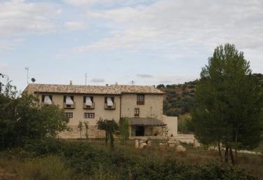 Hort de L'Aubert - Cretas, Teruel