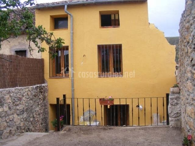 Casa rural san ignacio en sep lveda segovia - Casa rural sepulveda ...