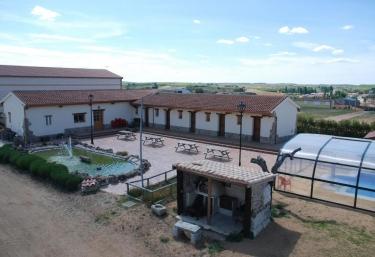 Hotel Rural Teso de la Encina - Villamor De Los Escuderos, Zamora