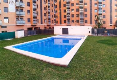 Levante Skyline - ApartUP - Valencia (Capital), Valencia